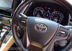 Toyota Alphard 2.5 Hybird ปี 2016.