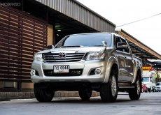 Toyota Hilux Vigo 2.5E VN Turbo เกียร์ธรรมดา ปี 2012  ตลาดรถรถมือสอง