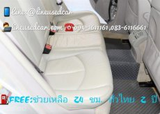 2006 BENZ E200 W211 KOM ELEGANCE หรูหรา ปลอดภัย ขับสบาย