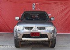 🏁  Mitsubishi Triton 2.4 PLUS CNG ปี 2013  รถมือสองราคาดี