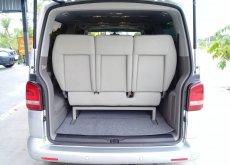 VOLK CARAVELLE 2.0 TDI AUTO ประตูไฟฟ้า เบาะ VIP 11 ที่นั่ง มือ 1 สภาพสวยมาก ไม่เคยมีอุบัติเหตุ