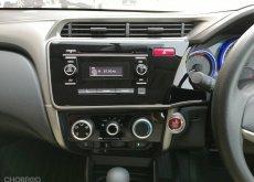 2015 HONDA CITY 1.5V  50,000 กม มือ 1 ไม่เคยมีอุบัติเหตุ