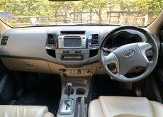 Toyota Fortuner 2.7 V ปี 2012 ขายดีรถมือสอง