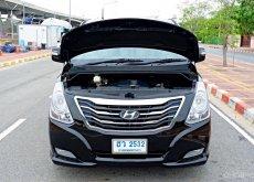 ขาย รถมือสอง 2016 Hyundai H-1 2.5 Deluxe รถตู้/VAN