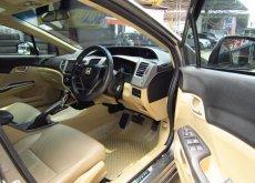2012 รถมือสอง HONDA CIVIC FB 1.8 S *ฟรีดาวน์ *แถมประกันภัย *ไม่ต้องมีคนค้ำ *ดบ.เริ่ม 2.79%