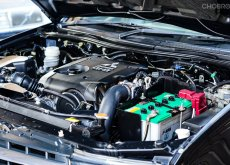 Mitsubishi Triton 2.5GLS MEGA CAB Plus เกียร์ธรรมดา ปี 2013 รถยนต์มือสอง