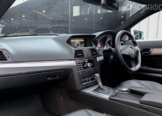 Mercedes-Benz E250 CDI Coupe AMG Sport Packege ปี2010