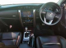 TOYOTA NEW FORTUNER 2.4 V Diesel รุ่นTop ปี2017