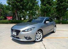 Mazda 3 2.0 E skyactive รถมือเดียว สมบูรณ์ พร้อมใช้