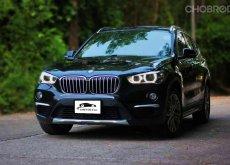 BMW X1 1.8D ดีเซล 2.0 XLine TwinPower Turbo