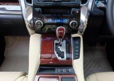2016 Toyota ALPHARD HYBRID G F-Package E-Four รถตู้/MPV