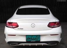2018 Mercedes-Benz C250  AMG Dynamic Coupe (W205) ขาว
