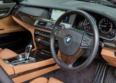 2009 BMW 740Li รถเก๋ง 4 ประตู
