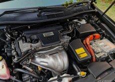 ขายแล้ว 2012 TOYOTA CAMRY 2.5 HV รถสวย สภาพดี ประหยัด ขับสบายไม่จุกจิก