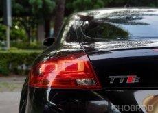 Audi TTS 2.0 Quattro 2010 ไมล์ 21,000 km.รุ่นสุดท้าย optionเต็ม รถมือเดียว
