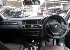 2015 BMW X3 xDrive20d Highline สีดำ