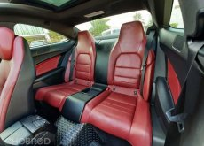 2013 Benz C180 1.6 CGi COUPE AMG รถออกศูนย์ Benz คู่มือ Book Service ครบ