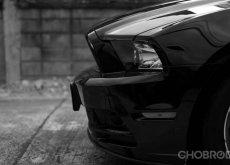 Ford Mustang 3.7L V6 Black Edition (fifth generation) ปี13