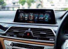 2017 BMW 730Ld รถเก๋ง 4 ประตู