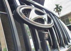 2018 Hyundai H-1 Deluxe รถตู้/MPV