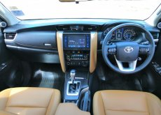 2015 New Fortuner 2.8V Sigma4 เกียร์ AT4WD ปี 2015