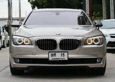 2011 BMW 740Li รถเก๋ง 4 ประตู
