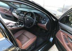 BMW 520i F10 เครื่อง TWIN TURBO แล้วปี2013 ไมล์น้อย