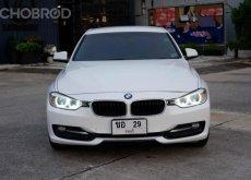 จองให้ไว BMW 320d 2.0 F30 SPORT LINE สีขาว ปี2015 มือเดียว สวยๆ เข้าศูนย์ทุกระยะ
