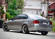 BMW 320i E90 สีเทา ปี2007