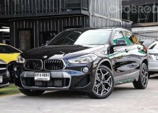 #BMW X2 2.0i s-Drive M-Sport Full Package ปี 2019