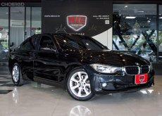 2014 BMW 320i Luxury รถเก๋ง 4 ประตู