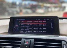 2016 BMW 320d F30 Modern ไมล์ 78,xxx km.