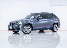 2016 BMW X1 sDrive18i รถเก๋ง 5 ประตู