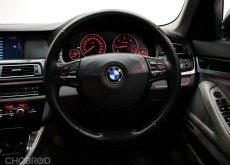 ราคาใหม่สุดเร้าใจ BMW 520d F10 สีบรอนซ์ เกียร์AT ปี2012