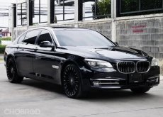 BMW SERIES7  #730LD F02 LCI TWIN POWER TURBO MY.2013