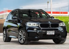 BMW X5 3.0d ( ดีเซล ) XDrive M- Sport Package ปี15