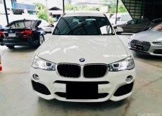 2017 BMW X3 xDrive20d MSport มือเดียว ไมล์ 6 หมื่นโล