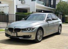 BMW 320I LUXURY สีเงิน ปี 2015