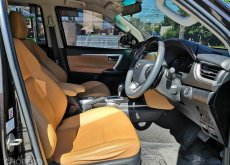 TOYOTA  NEW FORTUNER  2.8V  4WDT AT 2015 สีน้ำตาล