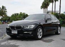 BMW 320d Luxury ปี16 BSI Warranty เหลือ