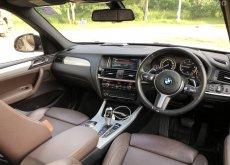 🔥 BMW X3 3.0d M-sport Top 2017แท้ F25