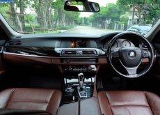 BMW 520D Luxury (เครื่องดีเซล) ปี2013 แท้
