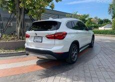 จองให้ทัน BMW X1 F48 sdrive 1.8i xline suv at 2017 สีขาว มือเดียว