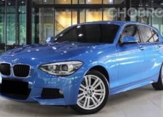 2013 BMW 116i MSport F20 มือเดียว ไมล์ 101,xxx km.