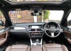 2017 BMW X3 xDrive20d รถเก๋ง 4 ประตู