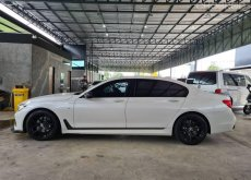 #BMW #730Ld Msport ดีเซลล้วน ปี 2017