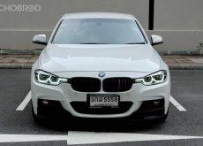 2016 BMW 320d Sport รถเก๋ง 4 ประตู