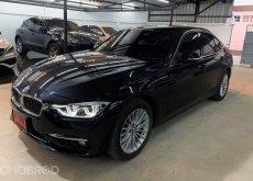 2016 BMW 320d Iconic (F30 LCI) ไมล์2หมื่นโล