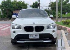 🚩BMW X1  SDRIVE 2.0D XLINE ปี 2012 สีขาว