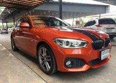 BMW 118i M Sport Valencia Orange Metalic ปี 2015